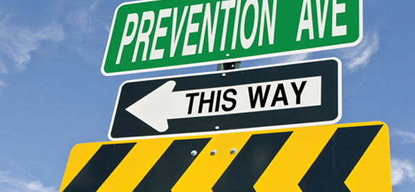 Prevention_Ave_sign