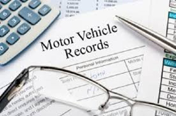 Order your department of motor vehicle dmv report for Dmv motor vehicle report