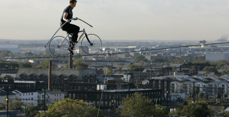 high wire bike 960