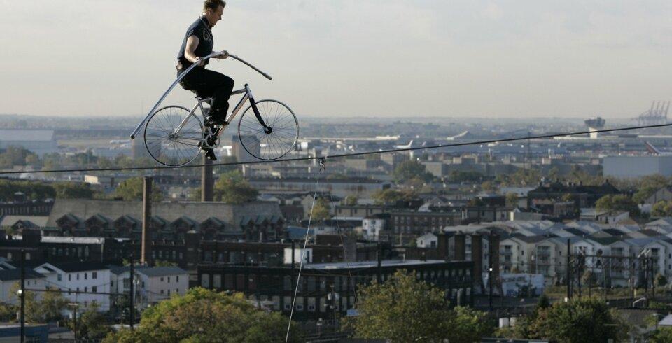high wire bike 960